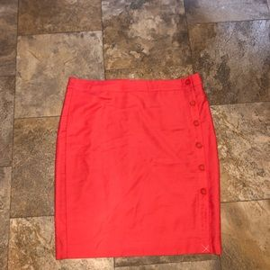 Ann Taylor Pencil Skirt Euc Size 16